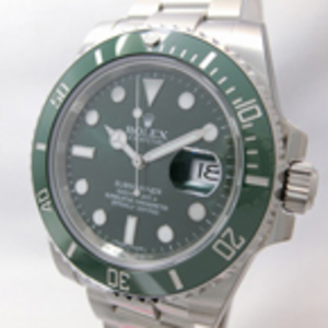 Replica Submariner Oyster Perpetual Date Green Kijk 116610LV